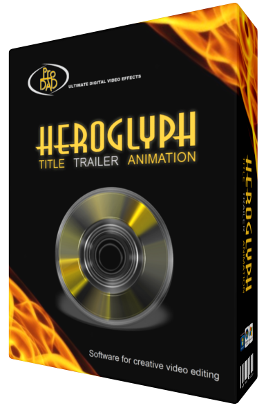 ProDAD Heroglyph 4.0.225