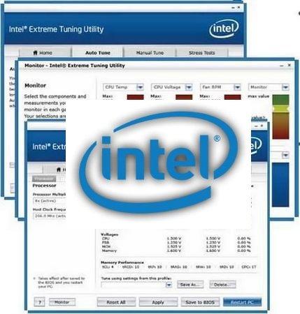 Intel Extreme Tuning Utility (XTU) 4.4.0.4